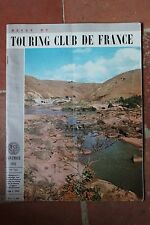 Ancienne revue du TOURING CLUB DE FRANCE - 1961 N°722 MADAGASCAR VALLEE DE MANIA