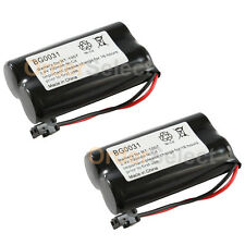 2x Home Phone Battery 700mAh NiCd for Uniden BT-1007 BT1007 BP904 BT904 BT-904