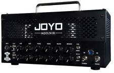 New JOYO JMA-15 MJOLNIR All Tube Dual Channel 15 Watt Guitar Amplifier Amp Head