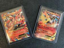 Blaziken EX & Mega M Blaziken EX XY 54 and XY 86 Ultra Rare Pokemon Cards! Holo!