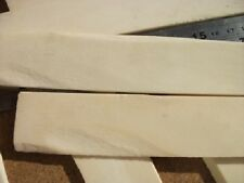 Very Long  Bone Blank 8 x 1 inches  For Inlay Crafts