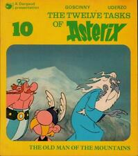 The Twelve Tasks Of Asterix(Paperback Book)-Good