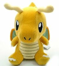 Pokemon soft toy plush figure Dragonite 17cm, UK SELLER, FREE EXPRESS DELIVERY