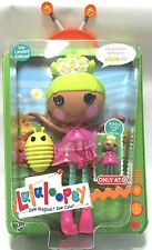 NEW Lalaloopsy PIX E FLUTTERS Sew Limited Edition Full Size Mini Doll Pet