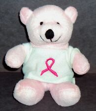 Breast Cancer Awareness Pink Teddy Bear ~ $1 Donated to Cure!