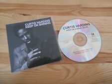 CD Pop Curtis Harding - Keep On Shining (1 Song) Promo ANTI-REC