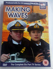 Making Waves DVD Complete 6 Part Royal Navy TV Series (2 dvd)