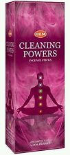 Hem-Bulk Cleaning Powers Incense Sticks 120-Stick  Free Shipping