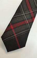 Spirit Of Bruce Modern Tartan Tie 100% Pure Wool 4 Dressed Shirt Kilts Sporran