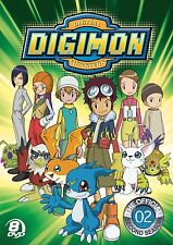 Digimon . Digital Monsters . The Official Second Season 2 . 8 DVD . NEU . OVP