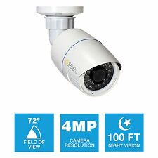 Q-See IP HD 4MP POE NIGHT VISION BULLET SECURITY CAMERA (QTN8041B)  NEW!!!!!