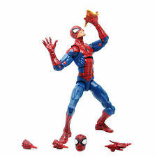 "6"" Marvel Legends Pizza Spiderman Infinite Hobgoblin BAF Action Figure Toy"