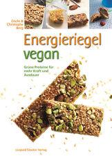 Energieriegel vegan selbstgemacht: Grüne Proteine für mehr Kraft und Ausdauer