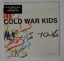 Cold War Kids - mine is yours LP NEU/OVP/SEALED gatefold