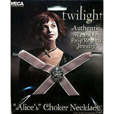 TWILIGHT - Alice's Choker Necklace Replica (NECA) #NEW