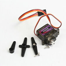 MG90S Metal Gear Kit Micro Servo Boat Car Plane for Trex Align 450 RC Helicopter