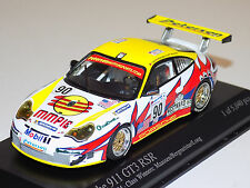 1/43 Minichamps Porsche 911 GT3 #90 24 Hours LeMans Class Winners Maassen