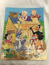 "Whitman Collectible Looney Tunes 100 Piece Jigsaw Puzzle 4605-42 - 12"" x15.5"""