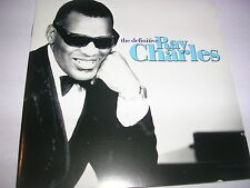 Ray Charles - Definitive - CD X 2 (2001) Blues Jazz