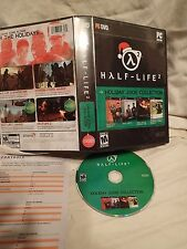 Half-Life 2: Holiday 2006 Collection (PC) Case, insert and disc