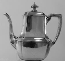 HAMPTON by Tiffany Sterling Silver COFFEE POT, No Monogram