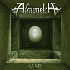 ADRAMELCH - Opus (NEW*ITA EPIC/PROG METAL*FAREWELL ALBUM*RUSH*FATES WARNING)