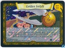 Harry Potter TCG Quidditch Cup Golden Snitch FOIL 8/80