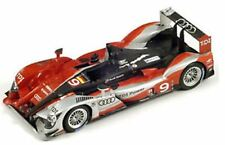 SPARK LM10 model AUDI R15 PLUS TDi LeMans winner 2010 DUMAS, BERNHARD, 1:43rd