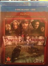 Pirates Of The Caribbean: At Worlds End Blu-ray/DVD BRAND-NEW FACTORY SEALED