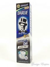 40G. DARLIE BAMBOO CHARCOAL CLEAN WHITE FLUORIDE TOOTHPASTE ORGANIC NATURAL
