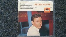Peter Kraus - Sweetie 7'' EP Single
