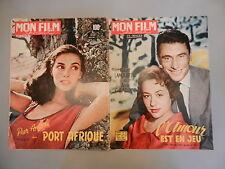 Mon Film Spécial N°597 - L'amour est en jeu - R. LAMOUREUX, A. GIRARDOT, ANGELI