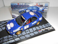 SUBARU IMPREZA 555 RALLY MEMORIAL BETTEGA 1993 MCRAE EAGLEMOSS IXO 1:43