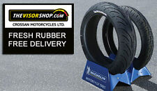 Michelin PILOT ROAD 4 - 120/70/zr17 & 190/50/zr17 Sport Touring Motorcycle Tyres