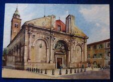 ALDO RAIMONDI - RIMINI - TEMPIO MALATESTA - 1955