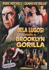 DVD ZONE 1 / BELA LUGOSI MEETS A BROOKLYN GORILLA