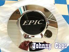 Epic Wheels Chrome Center Caps #991-0610  Custom NEW EPIC Center Cap (1)