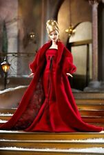 BARBIE 2002 Limited Edition Winter Concert Collectible Doll NRFB!!!