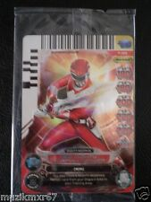 SDCC Comic Con 2013 EXCLUSIVE Power Rangers Red Mighty Morphin Ranger P-188 Foil