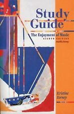 Study Guide for the Enjoyment of Music