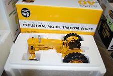 1/16 John Deere model 40 industrial tractor by Ertl, 2 cylinder club, very nice