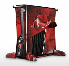 Calibur11 Gears Of War 3 Vault: 3d Blindados Juegos Funda (Xbox 360 Slim)