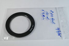 62mm to male M49 49mm Ø adapter converter adaptor extension lens ring anilla