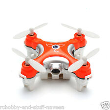 Cheerson CX-10C Worlds smallest camera Quadcopter DRONE Helicopter