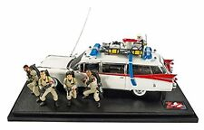 Mattel Hot Wheels Ghostbusters 30th Ecto-1 Elite 1:18 SCALE RARE ITEM IN THE UK