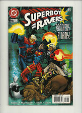 Superboy and the Ravers  #18  FN