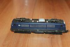 Lima H0 : Elektro-Lomomotive BR 184 111-7, blau