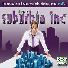 Suburbia The Expansion Suburbia Inc Board Game NEW Family Fun Games