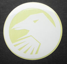 "Sticker Bicycle The Shadow Conspiracy Crow Sticker 3"" Diameter"