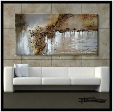 ABSTRACT PAINTING MODERN CANVAS WALL ART Direct from Artist 60 inch ELOISExxx